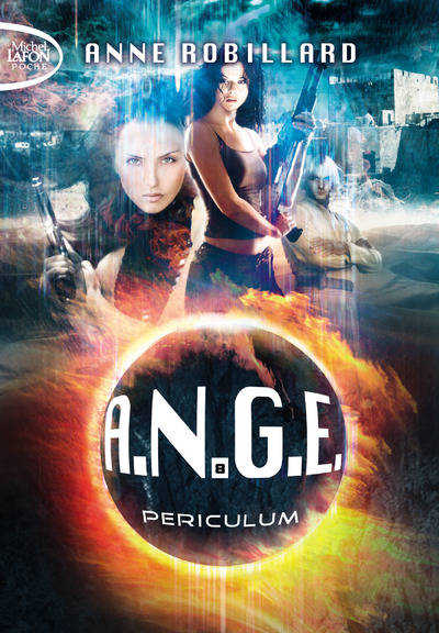 ANGE, 8, A.N.G.E. - tome 8 Periculum