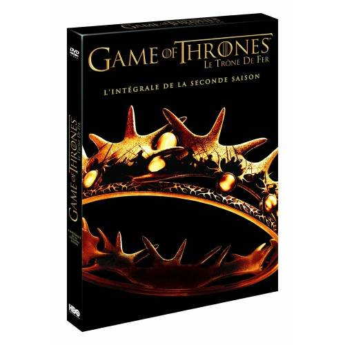 Game of thrones -le trône de fer- (Saison 2 / 5 DVD)