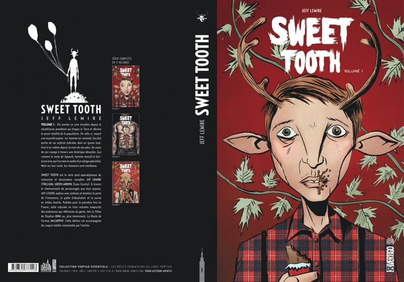 1, Sweet tooth