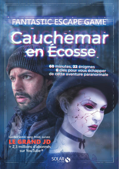 Escape game - Cauchemar en Ecosse