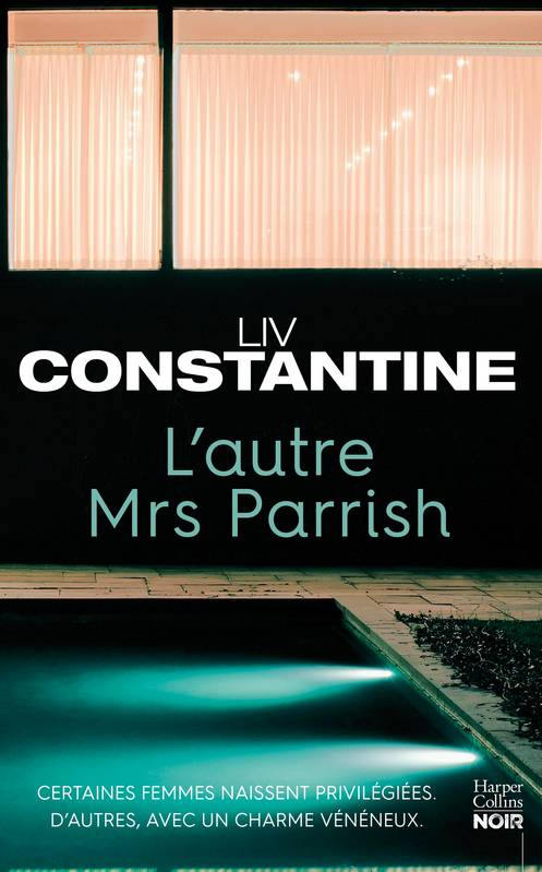 L'autre Mrs Parrish, un thriller psychologique