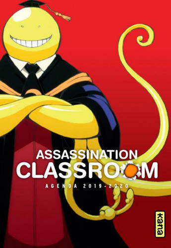 Assassination classroom / agenda 2019-2020