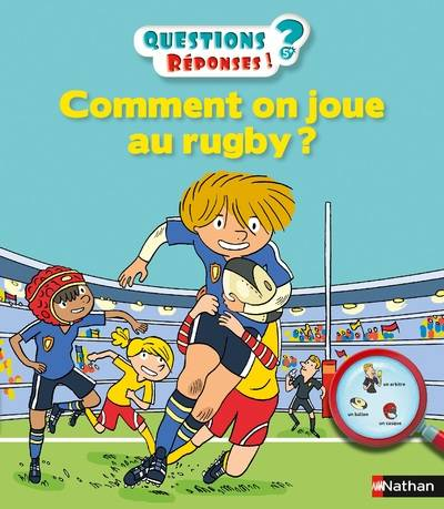 COMMENT ON JOUE AU RUGBY ? - VOLUME 38