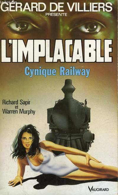 Cynique railway / l'implacable n° 75