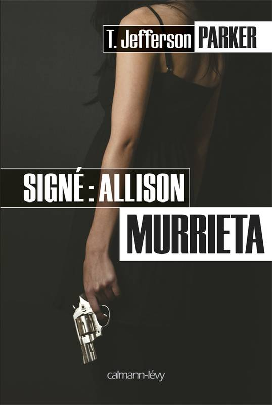 Signé : Allison Murrieta