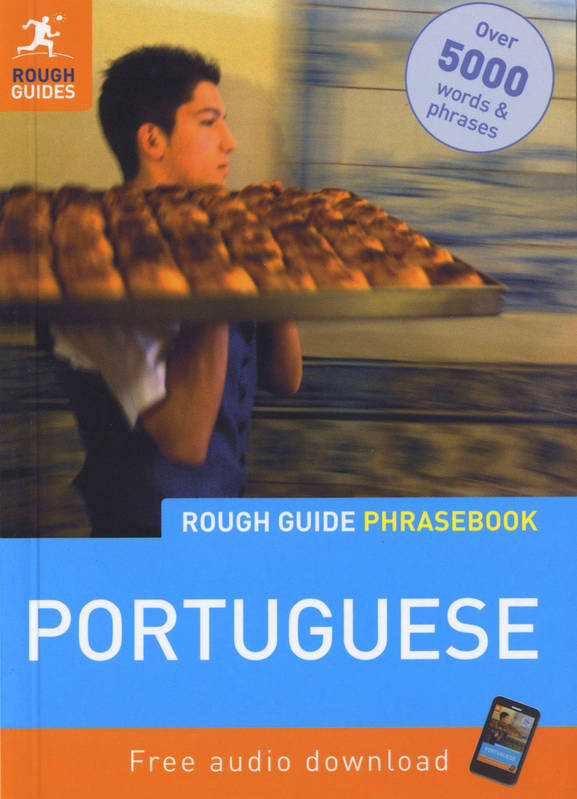 ROUGH GUIDE PORTUGUESE PHRASEBOOK