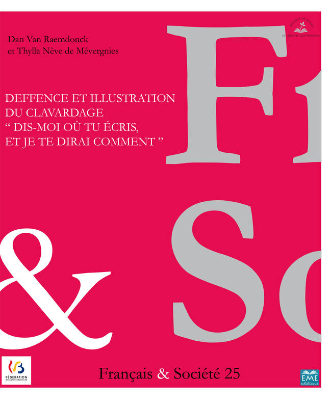 Deffence et illustration du clavardage,