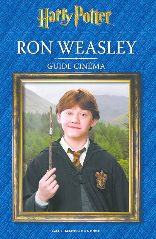 Harry Potter, Ron Weasley