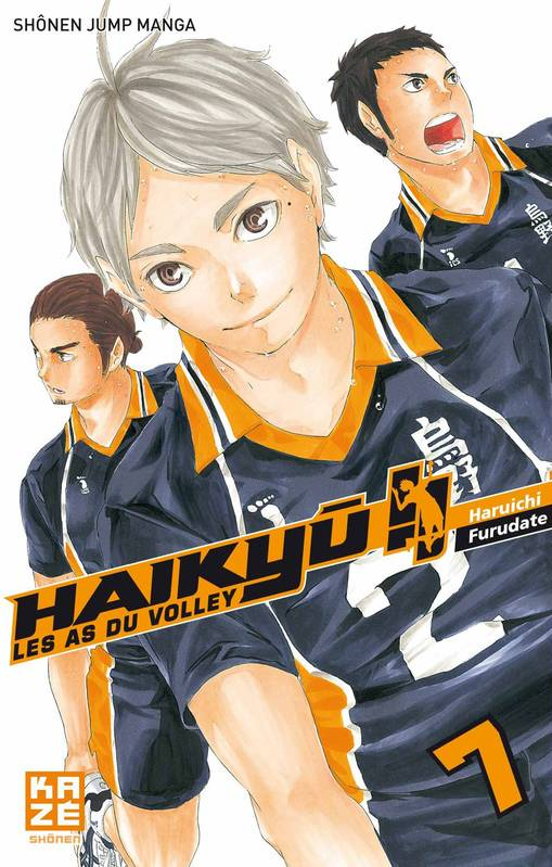 Haikyū !!, 7, Haikyu !! - Les As du volley T07