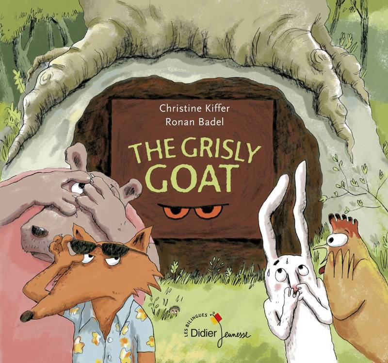 The Grisly Goat - bilingue anglais