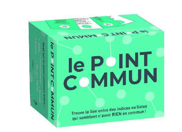 Le Point commun - le jeu