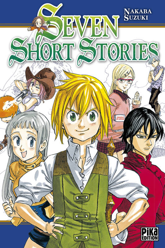 Seven Short Stories, Seven Deadly Sins