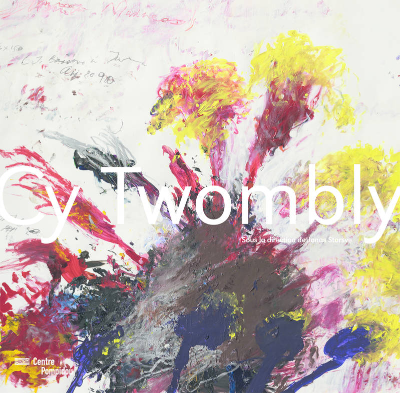 Cy Twombly, Catalogue de l'exposition