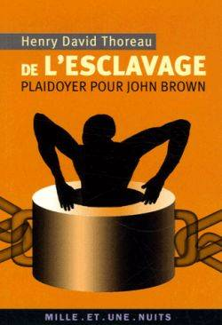 De l'esclavage, plaidoyer pour John Brown