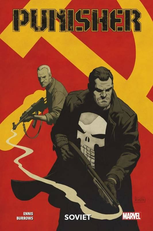 Punisher / Soviet / 100 % Marvel, Soviet