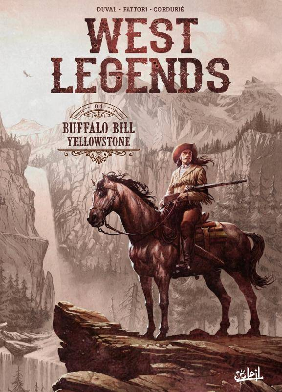 West Legends T04, Buffalo Bill - Yellowstone