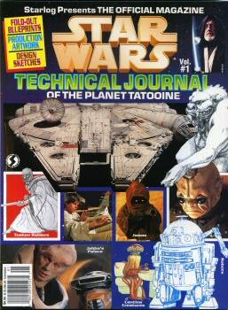 Star Wars - Technical Journal of the Planet Tatooine, vol. #1