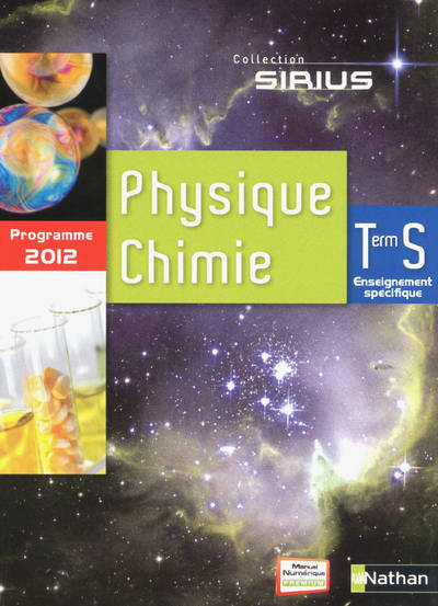 PHYSIQUE-CHIMIE TERM S ENSEIGN