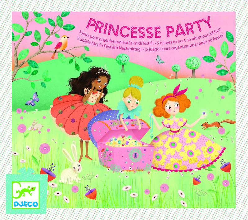 Princesse Party-Jeu anniversaire