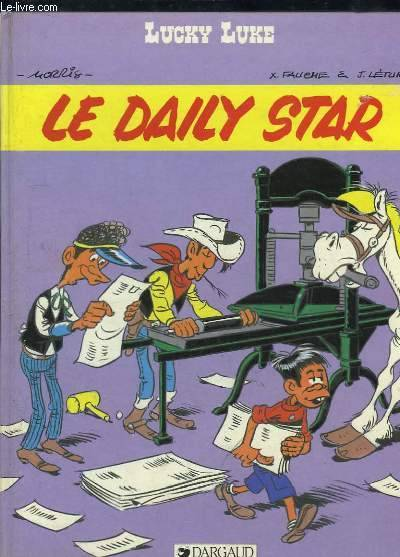 Lucky Luke..., [50], Lucky Luke. Le Daily Star.