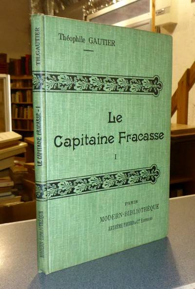 Le Capitaine Fracasse (2 volumes)