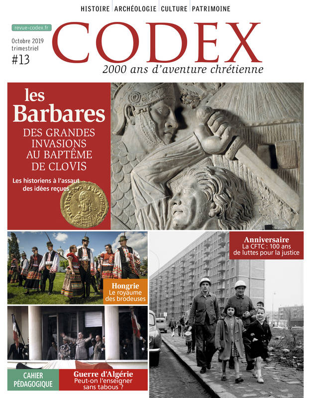 Les barbares codex 13