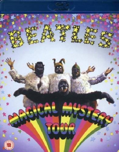 MAGICAL MYSTERY TOUR  (Blu-Ray)