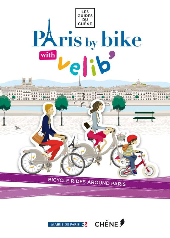 Paris by bike with Vélib'