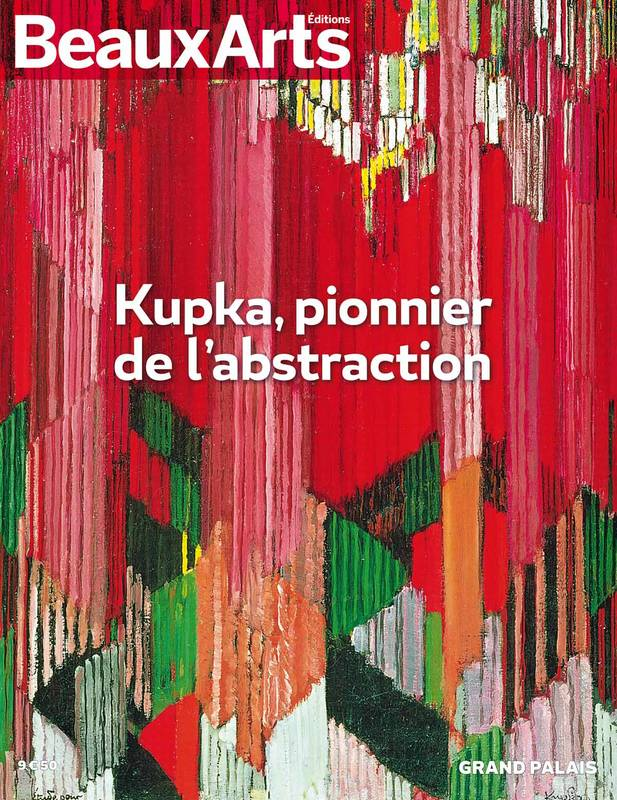Kupka, pionnier de l'abstraction / au Grand Palais