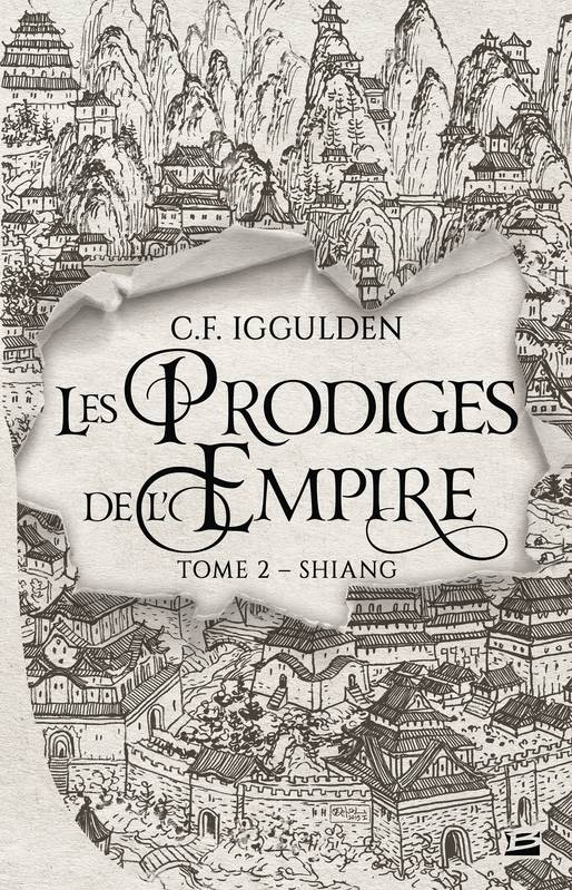 Shiang, Les Prodiges de l'Empire, T2
