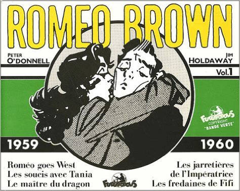 Romeo Brown, 1 : Romeo Brown, (1959-1960)