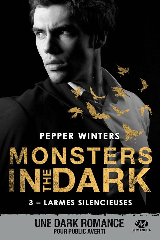 Livre: Monsters in the dark, T3 : Larmes silencieuses, Pepper ...