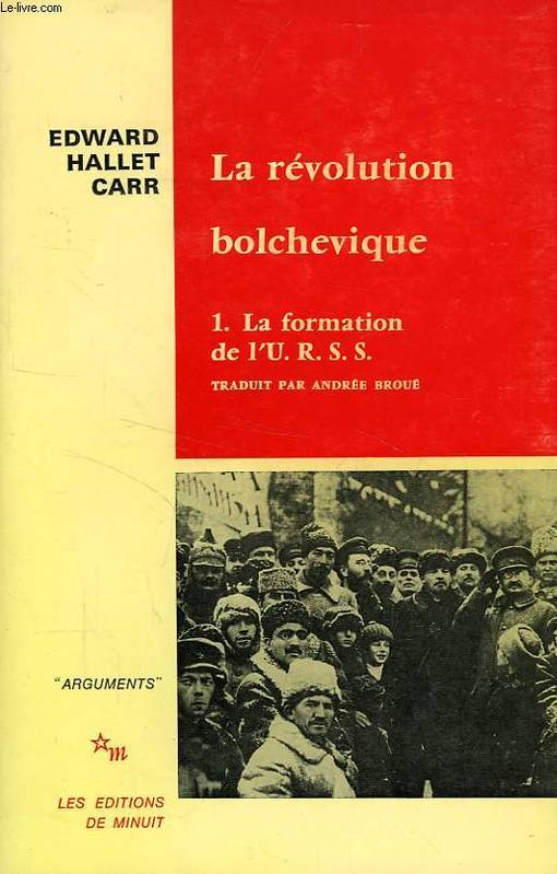 LA REVOLUTION BOLCHEVIQUE
