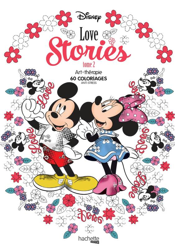Disney Love stories tome 2
