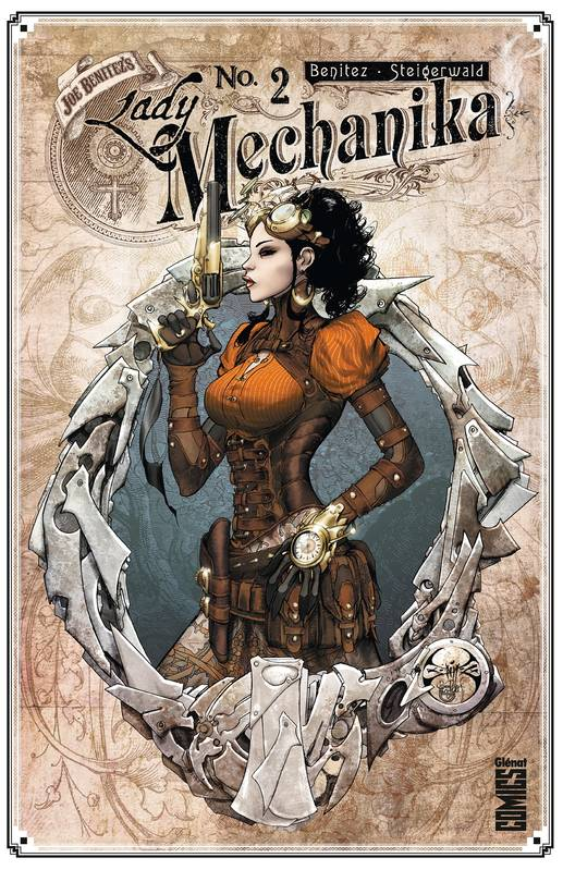2, Lady Mechanika - Tome 02, Révélations