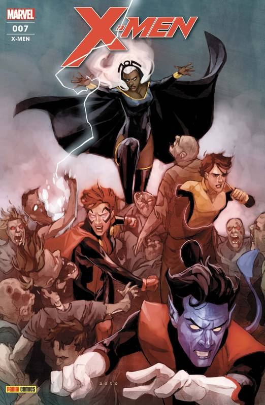 X-Men (fresh start) Nº7