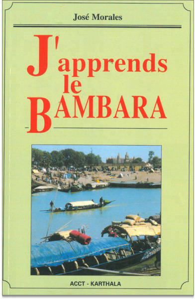 J'APPRENDS LE BAMBARA (LIVRE + CD AUDIO), Livre+CD
