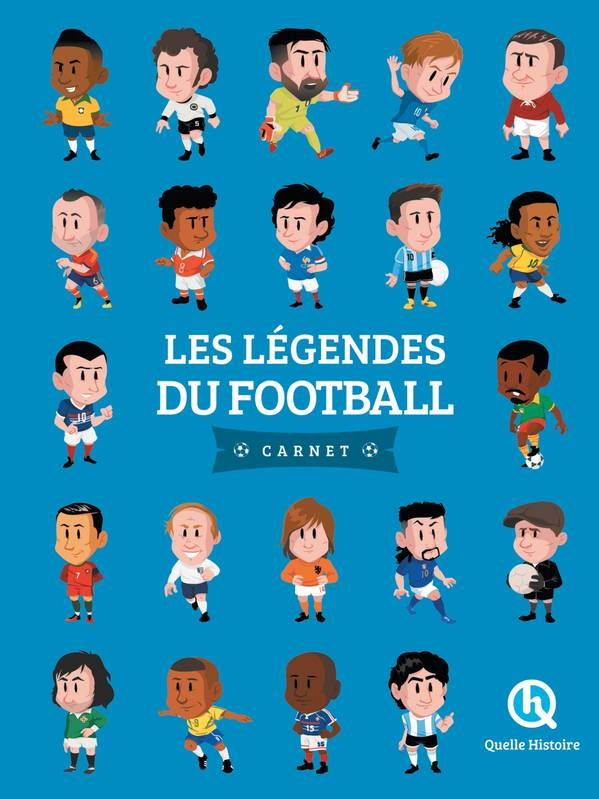 Les légendes du football