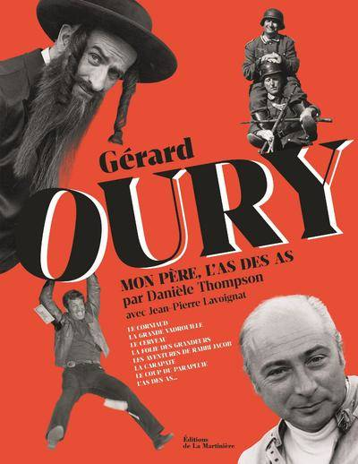 GERARD OURY - MON PERE, L'AS DES AS