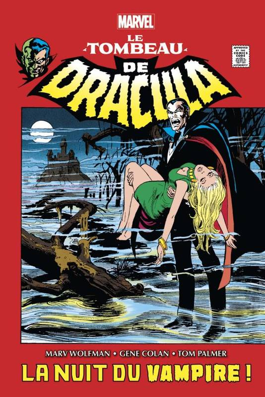 The tomb of Dracula / Marvel Omnibus