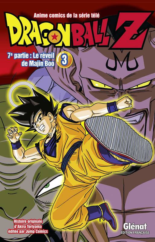 Dragon ball Z / La résurrection de Majin Boo