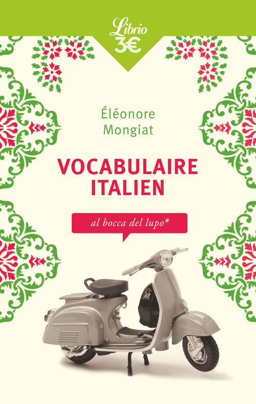Vocabulaire italien