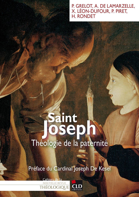 Saint Joseph. Théologie de la paternité