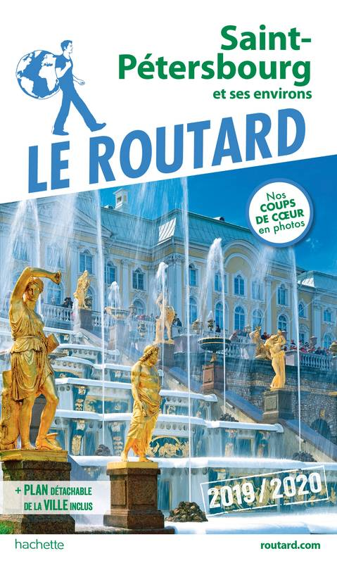 Guide du Routard Saint-Pétersbourg 2019/20
