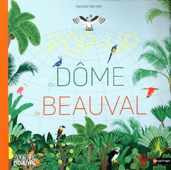 Le pop-up du dôme de Beauval