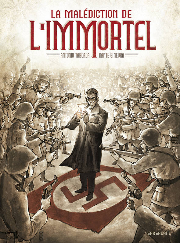 La malédiction de l'immortel