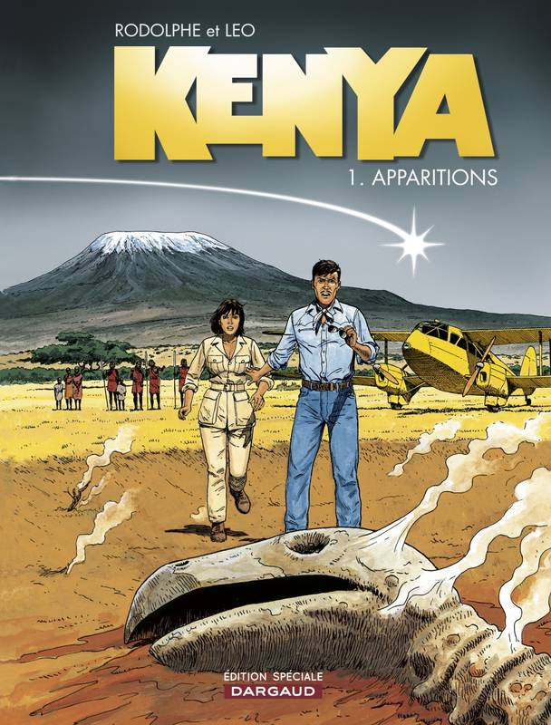 Kenya / Apparitions : OP à 5 euros