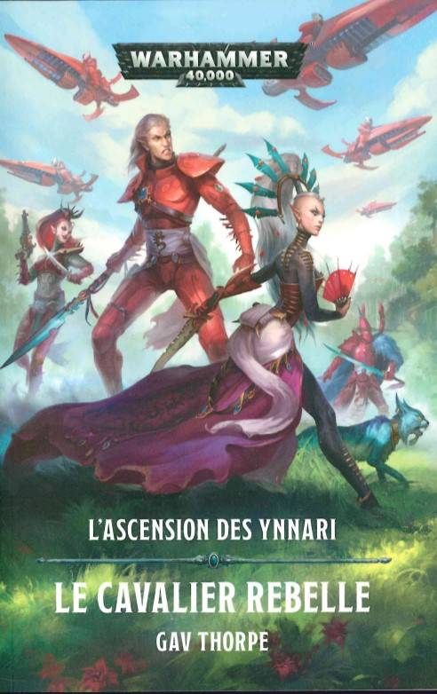 L'Ascension des Ynnari : Le cavalier rebelle