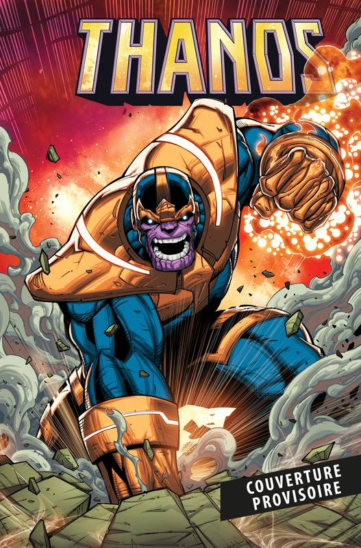 Thanos (fresh start) Nº1