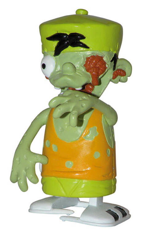 FIGURINE MECANIQUE KPM- KID ZOMBIE